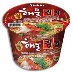 Paldo King Cup Noodle Seafood 110gm