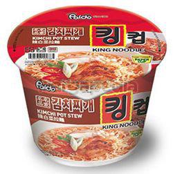 Paldo King Cup Noodle Kimchi Pot Stew 110gm
