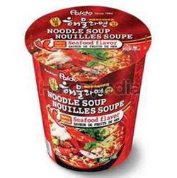 Paldo Cup Noodle Seafood 65gm
