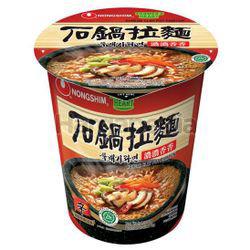 Nong Shim Claypot Ramyun Cup Noodle 70gm
