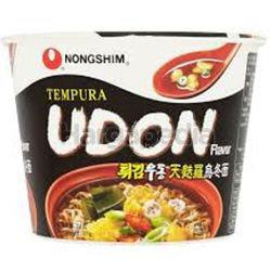 Nong Shim Tempura Udon Bowl 110gm