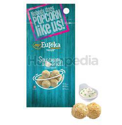 Eureka Sour Cream & Onion Gourmet Popcorn 140gm