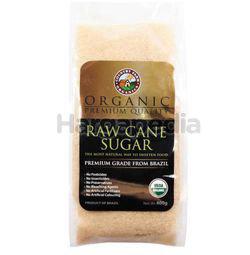 Country Farm Organic Raw Cane Sugar 400gm