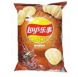 Lay's Potato Chips Grilled Eel 70gm