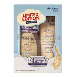 Aveeno Baby Daily Moist Limited Edition 1s