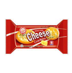 Hup Seng Ping Pong Cheese Crackers 38gm