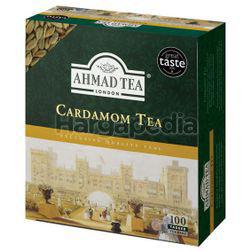 Ahmad Tea Cardamom 100s