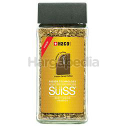 Haco Suiss Best Fusion Arabica Coffee 100gm