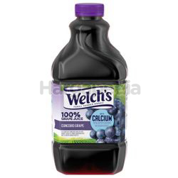 Welch's 100% Grape Juice 64oz 1.89lit