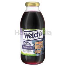 Welch's 100% Grape Juice 16oz 473ml