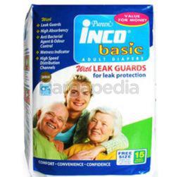 Pureen Inco Basic Adult Diaper FS15