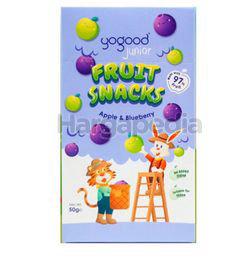 Yogood Junior Fruit Snack Apple & Blueberry 50gm
