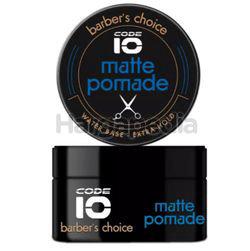 Code 10 Matte Pomade 70gm