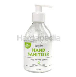 Cosmoderm Hand Sanitiser 75% Alcohol 300ml