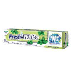 Fresh & White Toothpaste Natural Fresh Mint 160gm