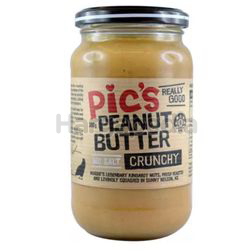 Pic's Crunchy Peanut Butter 380gm