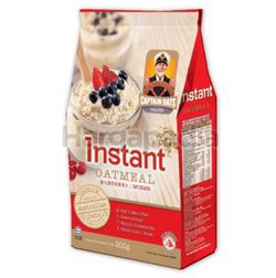 Captain Oats Instant Oatmeal 200gm