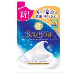 Bouncia Body Soap Pump White Soap Refill 400ml