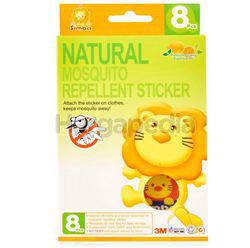 Simba Mosquito Repellent Sticker 8s