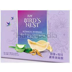 NH Bird's Nest White Fungus with WIld Ginseng plus Aloe Vera 6x180ml