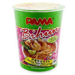 Pama Instant Bihun Tom Yam Cup 50gm