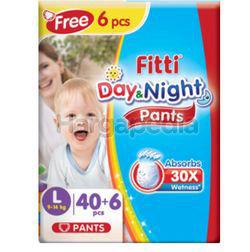 Fitti Day & Night Pants Jumbo Pack L46