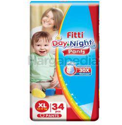 Fitti Day & Night Pants Jumbo Pack XL34