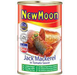 New Moon Jack Mackerel in Tomato Sauce 425gm