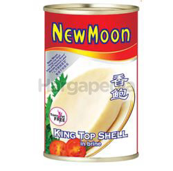 New Moon King Top Shell in Brine 425gm