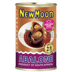 New Moon Braised South Africa Abalone 2s 425gm