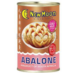 New Moon Braised South Africa Abalone 10-12s 400gm