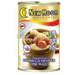 New Moon Buddha Jump Over The Wall Without Shark's Fin 400gm