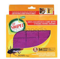 Swipel Cube Insect Repellent Anti-Cockroach 130gm
