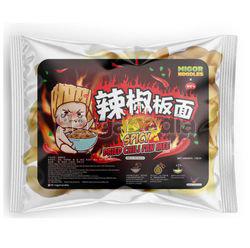 Vit's  Migor Spicy Mee Goreng Dried Chili Pan Mee 180gm