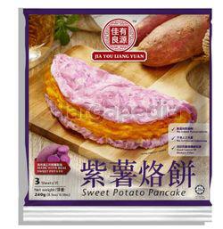 Jia You Liang Yuan Sweet Potato Pancake 3s 240gm
