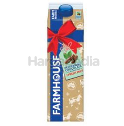 Farm House Peppermint Chocolate Milk 1lit