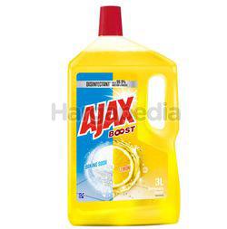 Ajax Boost Floor Cleaner Lemon & Baking Soda 3lit