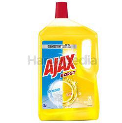 Ajax Boost Floor Cleaner Lemon & Baking Soda 2lit