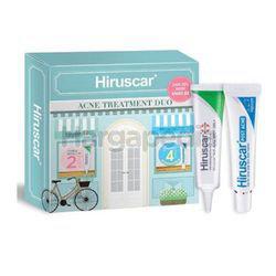 Hiruscar Acne Treatment Duo 1s