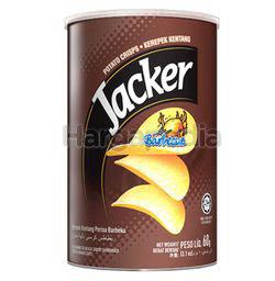 Jacker Potato Crisps BBQ 60gm