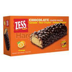 Zess Chocolate Coated Wafer Orange 6x22gm