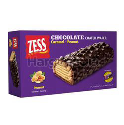 Zess Chocolate Coated Wafer Peanut Butter 6x22gm