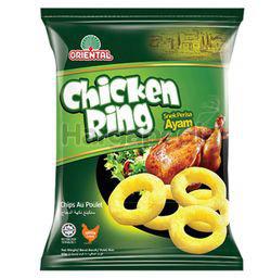 Oriental Chicken Ring 60gm