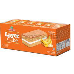 Oriental Layer Cake Banana 24x16gm