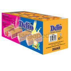 Delio Wafer With Orange Cream 24x16gm