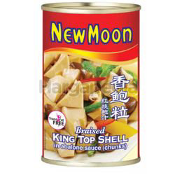 New Moon King Top Shell in Braised Chunks 425gm