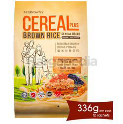 Eco Brown's Cereal Plus 12x28gm