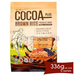 Eco Brown's Cocoa Plus 12x28gm