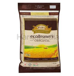 Eco Brown's Unpolished Brown Rice 500gm