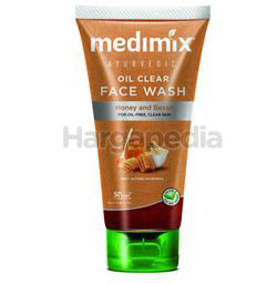 Medimix Deep Cleansing With Besan & Honey Face Wash 150ml